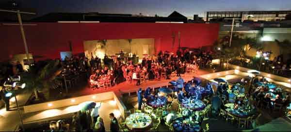 hip wedding venues, long beach, wedding officiant
