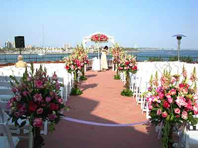 weddng venues, long beach, wedding officiant