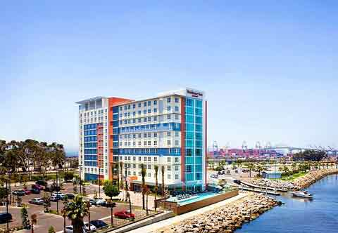 Residence Inn Long Beach 1