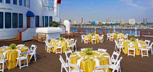 queen mary wedding officiant