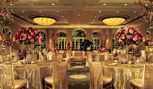 Four Seasons Hotel Los Angeles 1