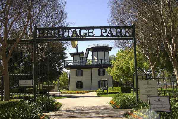 Heritage Park Santa Fe Springs California I Have Been A Los Angeles County Wedding Minister For Many Years And Officiated Weddings Of All Kinds