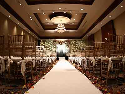 Hilton Woodland Hills wedding officiant