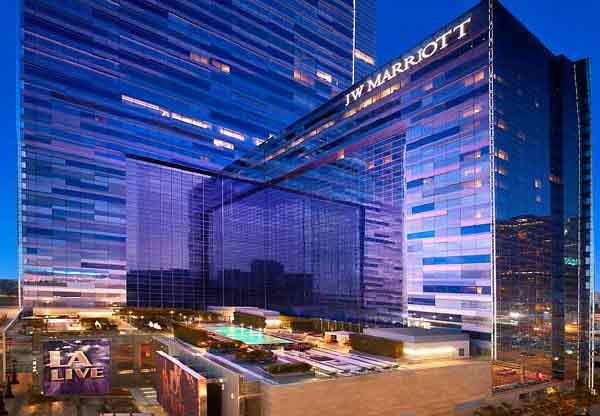 JW Marriott Los Angeles LA LIVE Hotel 1