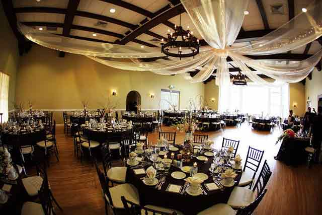 wedding banquet rooms
