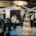 Crystal Marquis Wedding Reception Ball Room