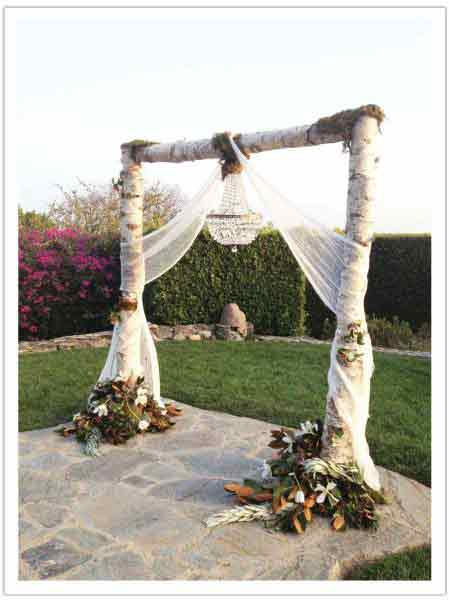 malibu wedding events