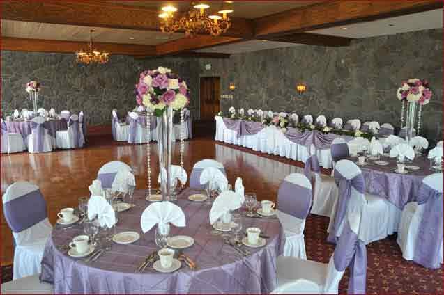 Monterey Hill Restaurant Wedding