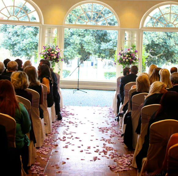 Camarillo Wedding Officiant for Spanish Hills Country Club
