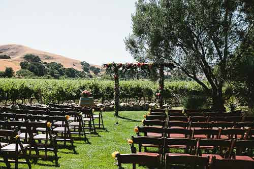 santa barbara wine country wedding venue