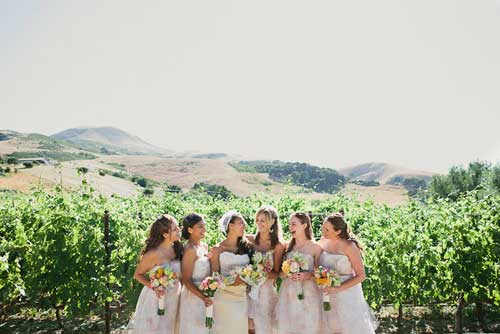 santa barbara wine country wedding venues
