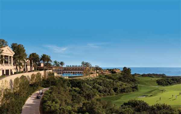 Pelican Hill Resort Newport Beach