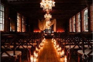 carondelet house los angeles wedding ceremony