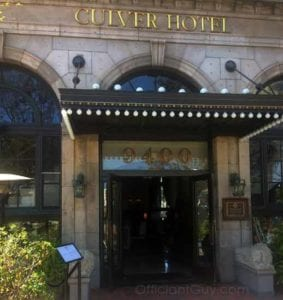 culver city hotel weddings