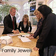 marriage license los angeles for family jewels