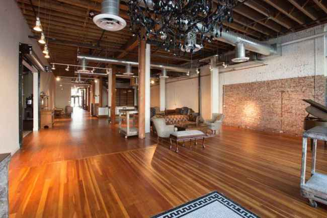 Long Beach Loft on Pine wedding officiant
