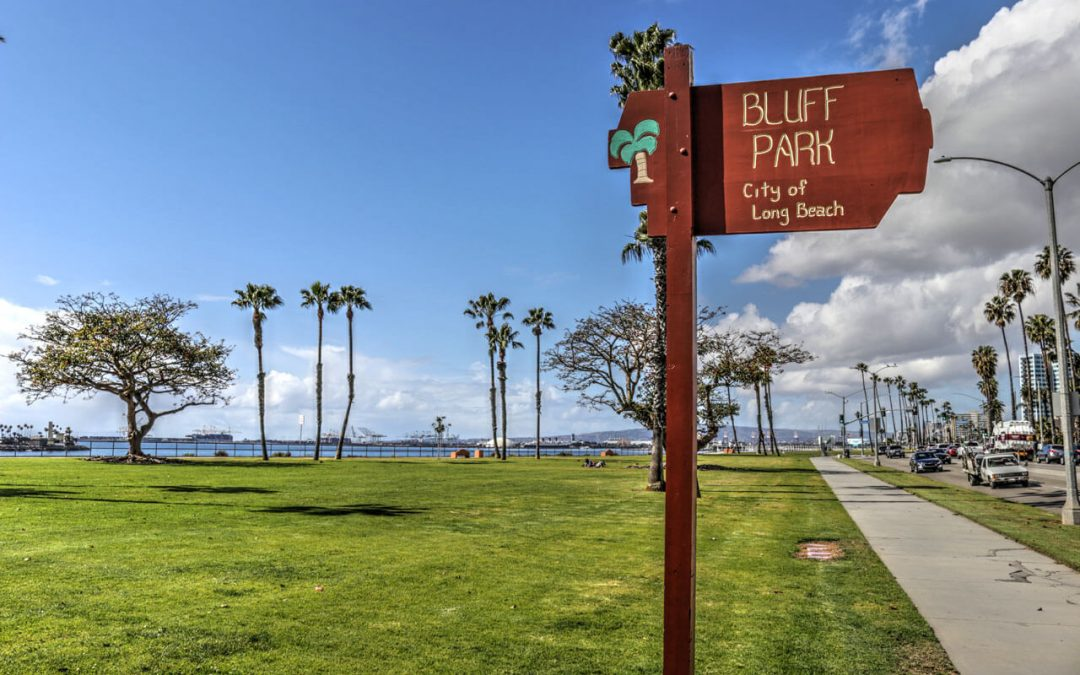 Bluff Park - Long Beach Wedding Minister | Officiant Guy