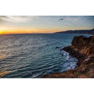 Point Dume - Getting Married in LA